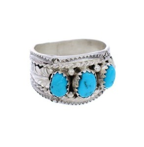 About Native American Turquoise Rings